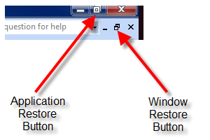 how to change control button in windows